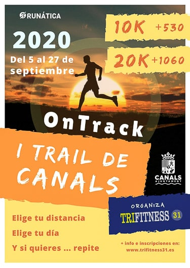 I TRAIL CANALS ONTRACK